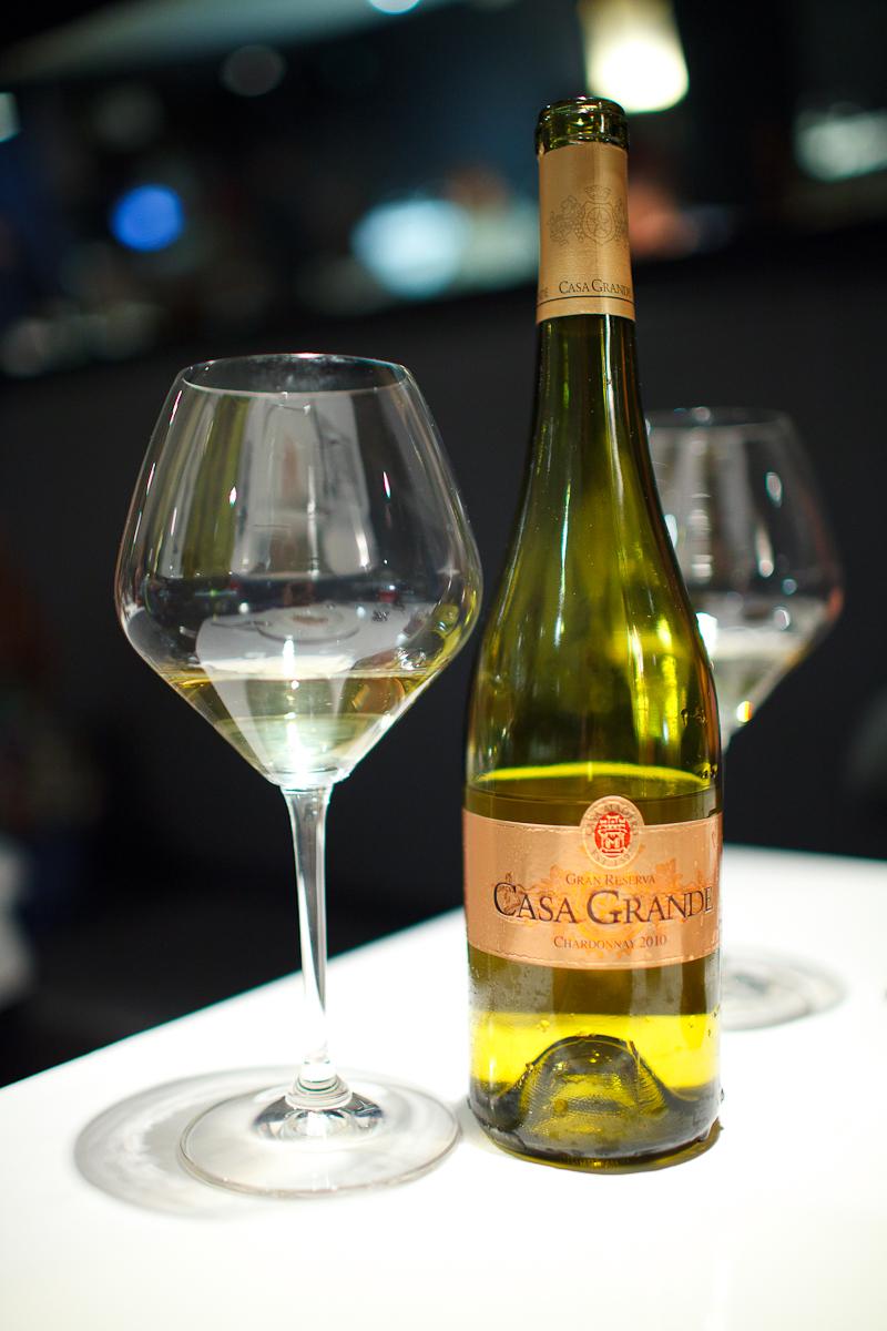Casa Grande Chardonnay 2010