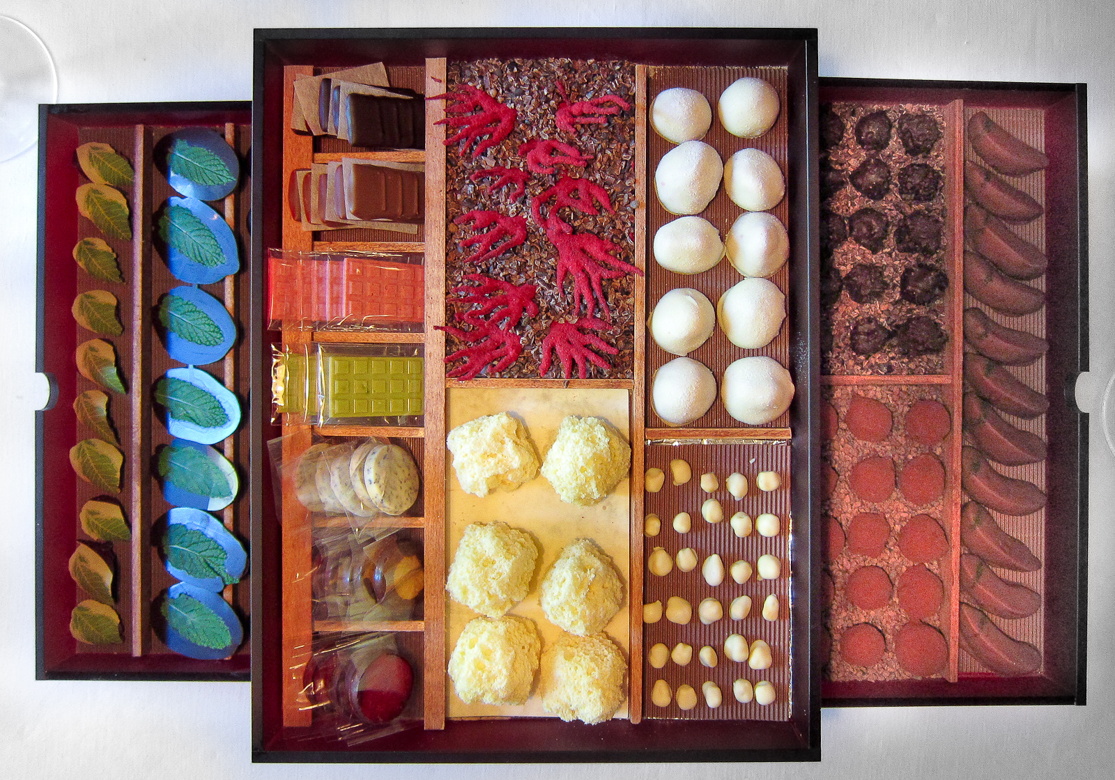El Bulli - Chocolate Box