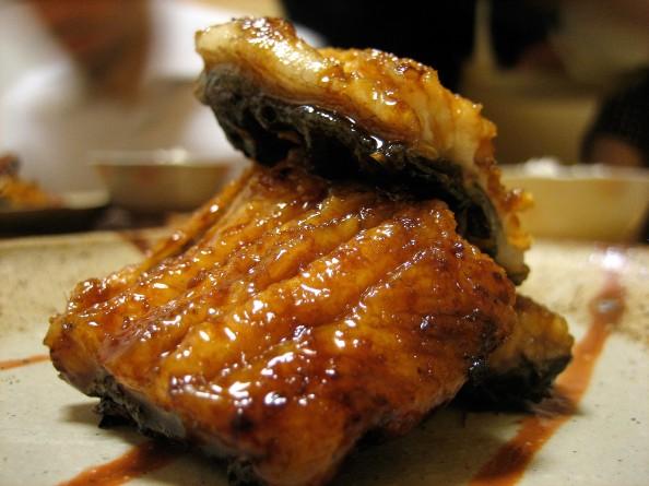 Koju, Tokyo - Grilled eel