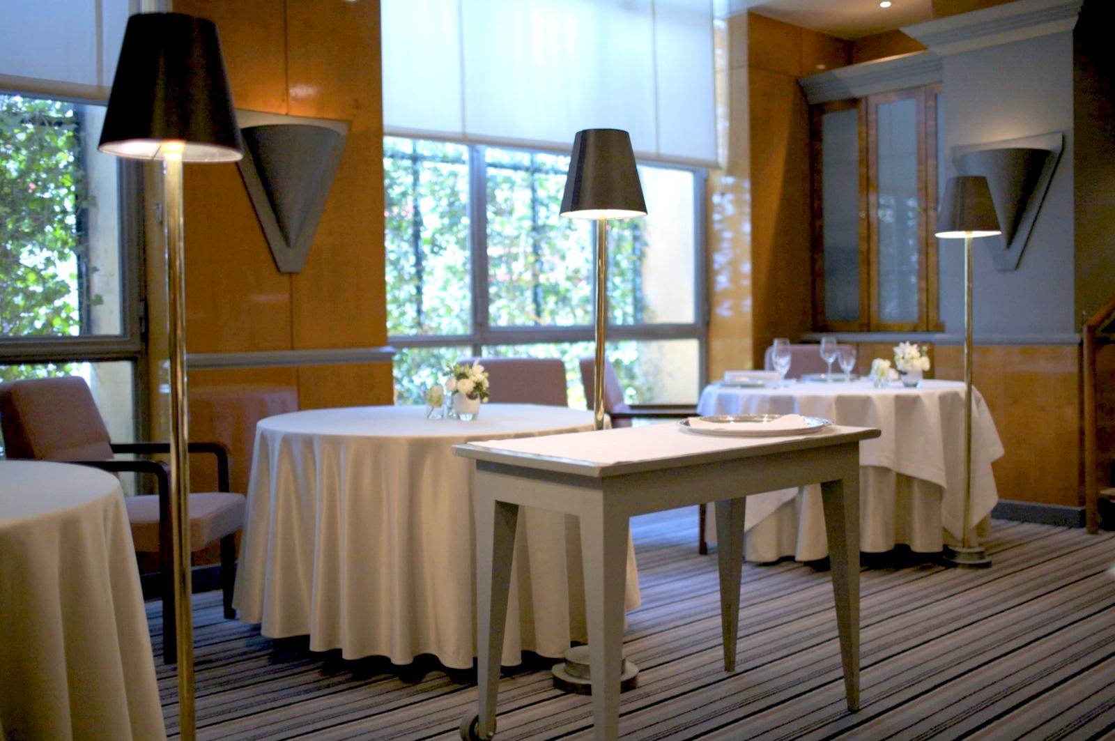 Pierre Gagnaire, Paris - Dining Room