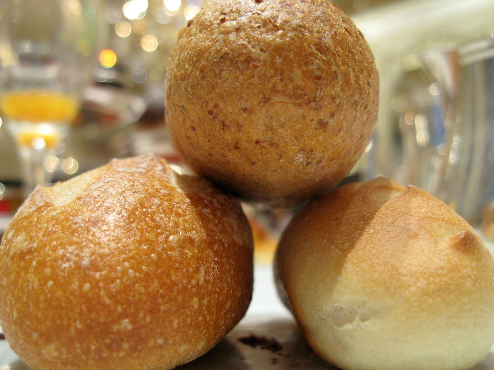 Petits pains - viennois, campagne, et complet