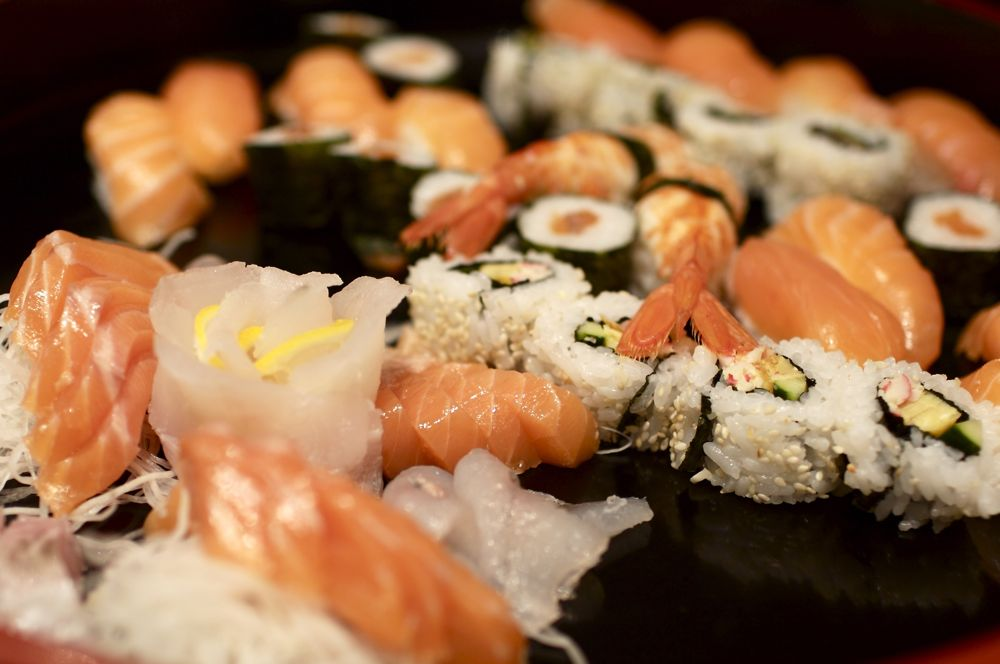 Assorted Sushi Dinner