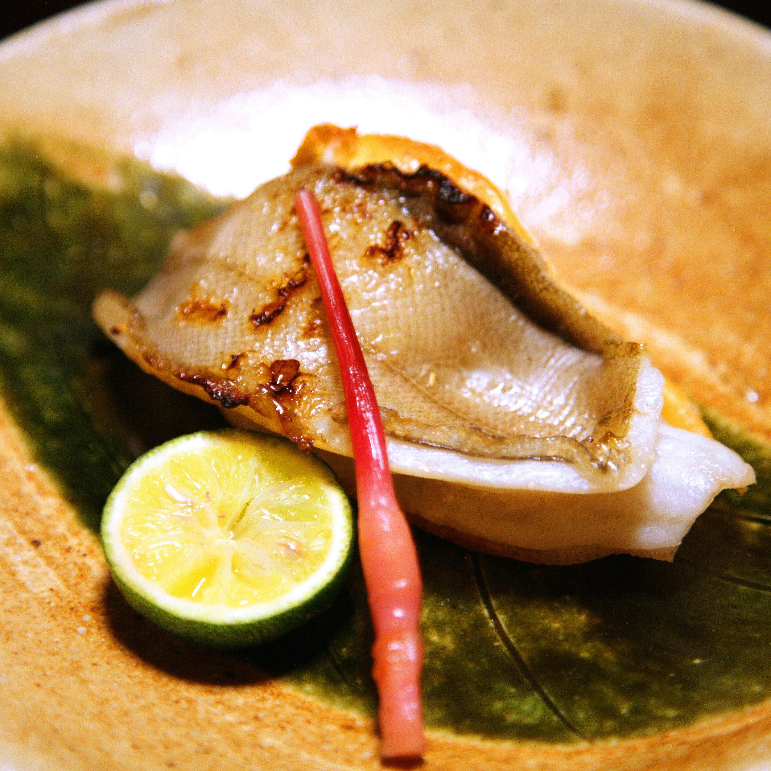 Takamura, Tokyo - Small dried fish