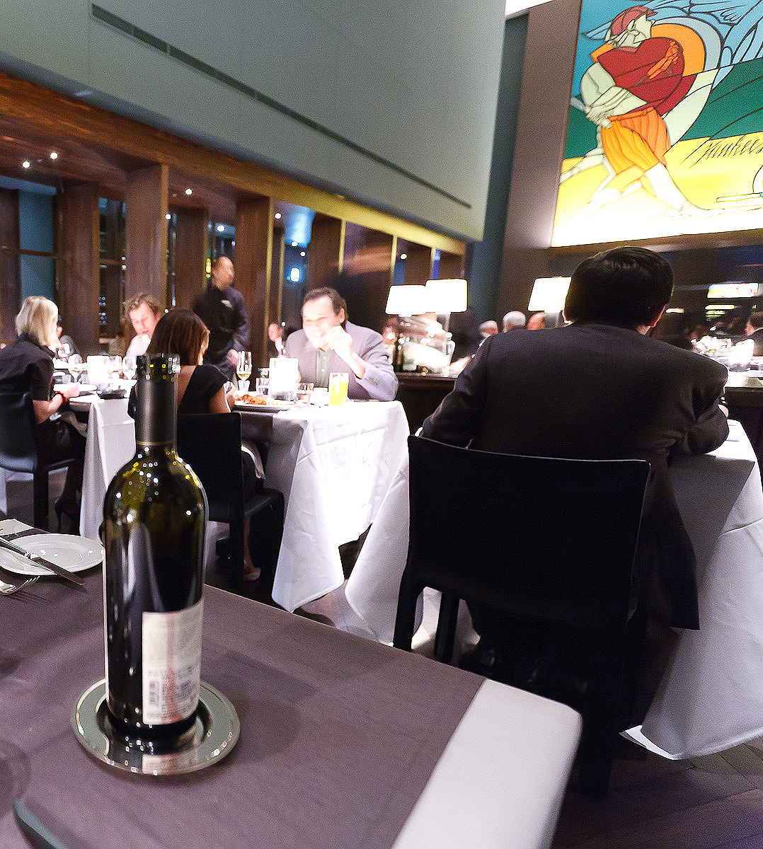 New York Grill, Tokyo - Wine and Dining Room