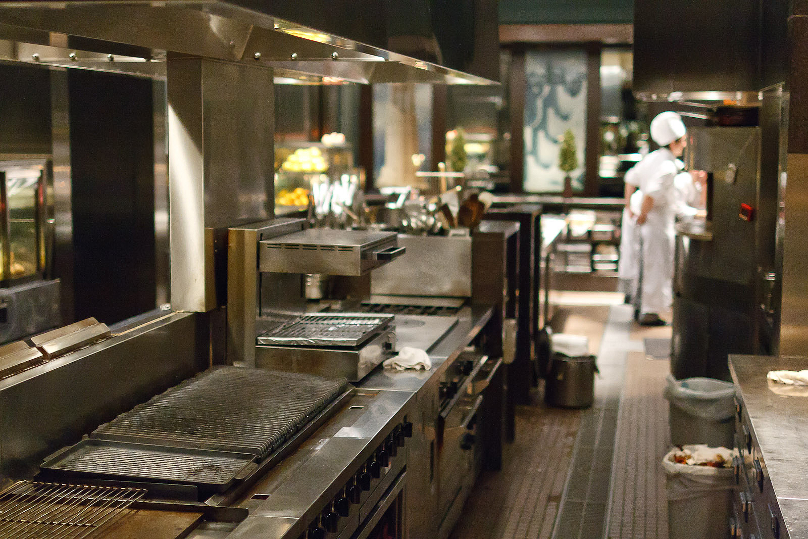 New York Grill, Tokyo - Kitchen After Hours