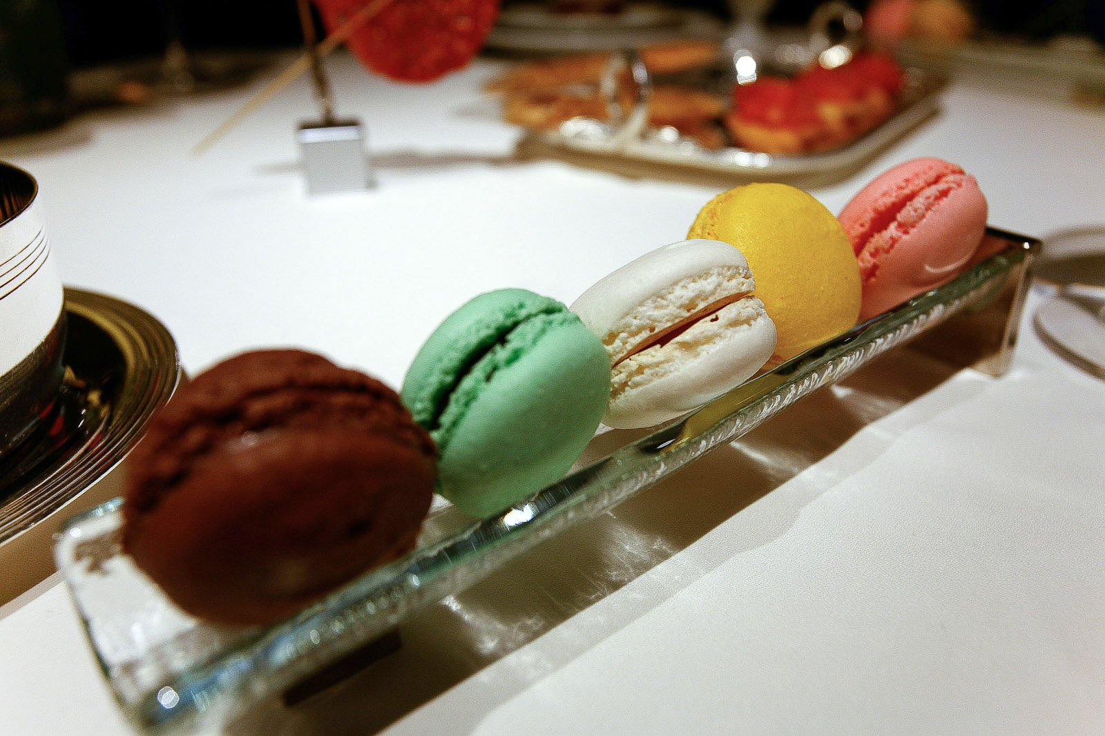 L'Osier, Tokyo - Macarons