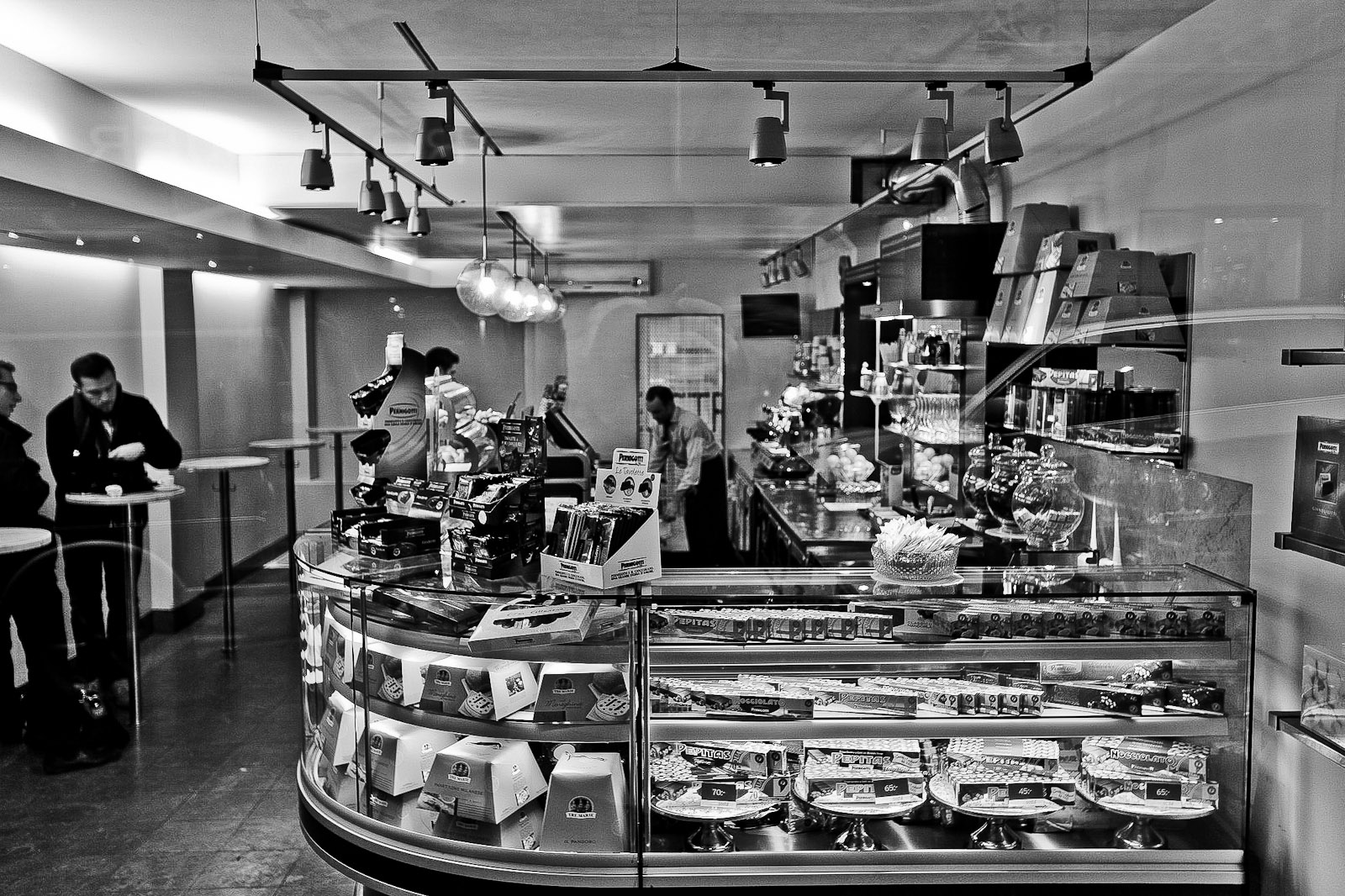 Espresso Sosta, Stockholm - Interior of Coffee Bar