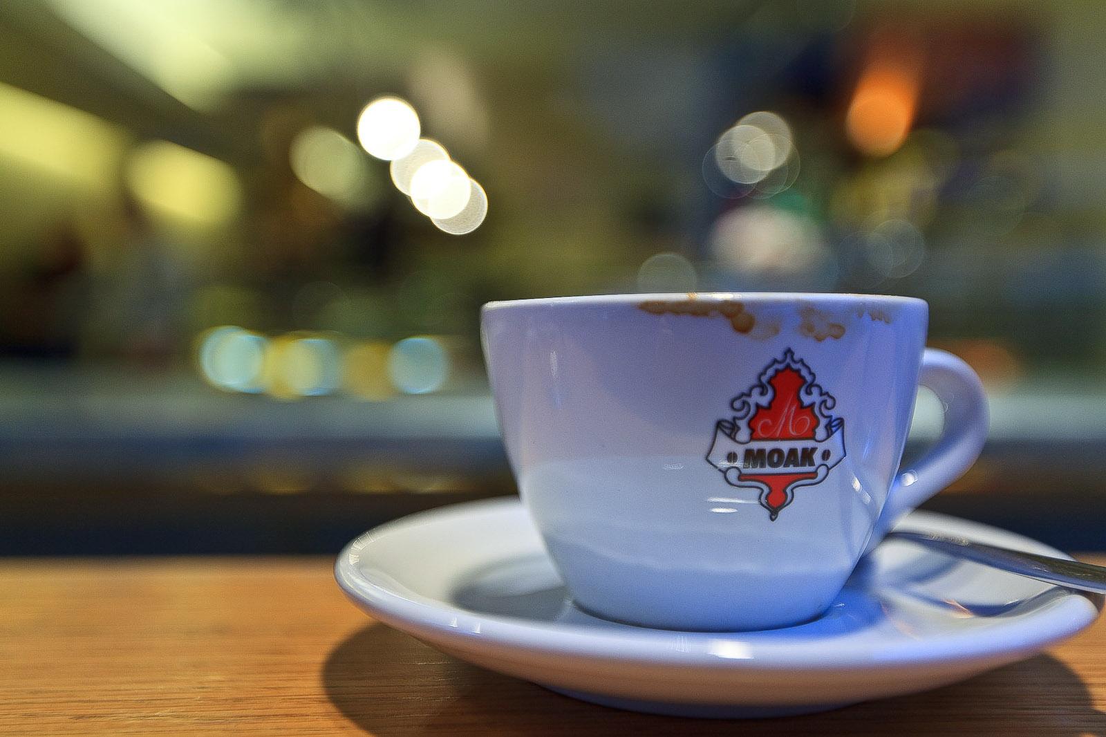 Espresso Sosta, Stockholm - Espresso Outside