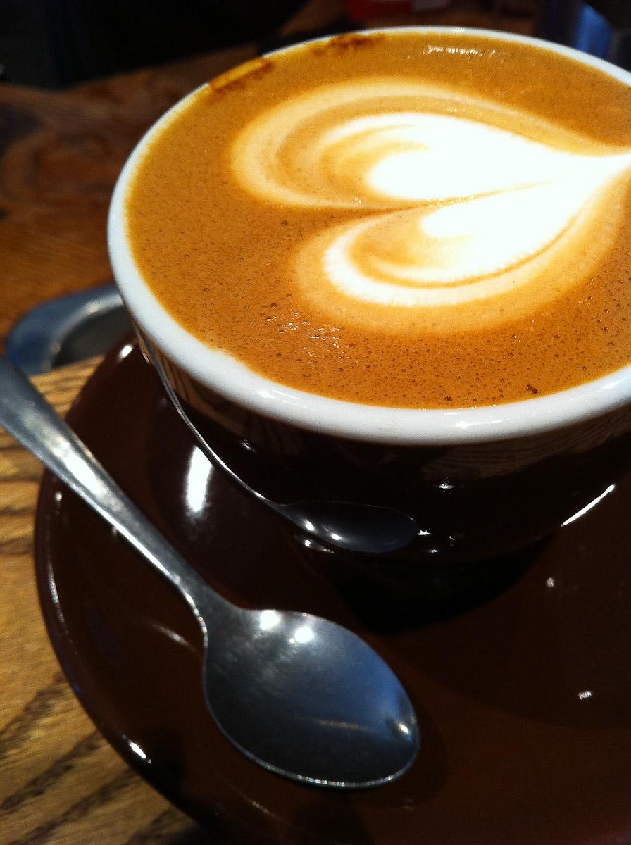 Cafe Myriade - Cappuccino
