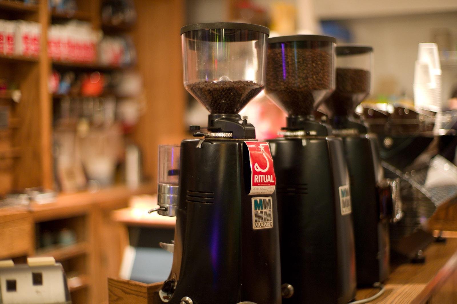 Cafe Myriade - Ritual Beans