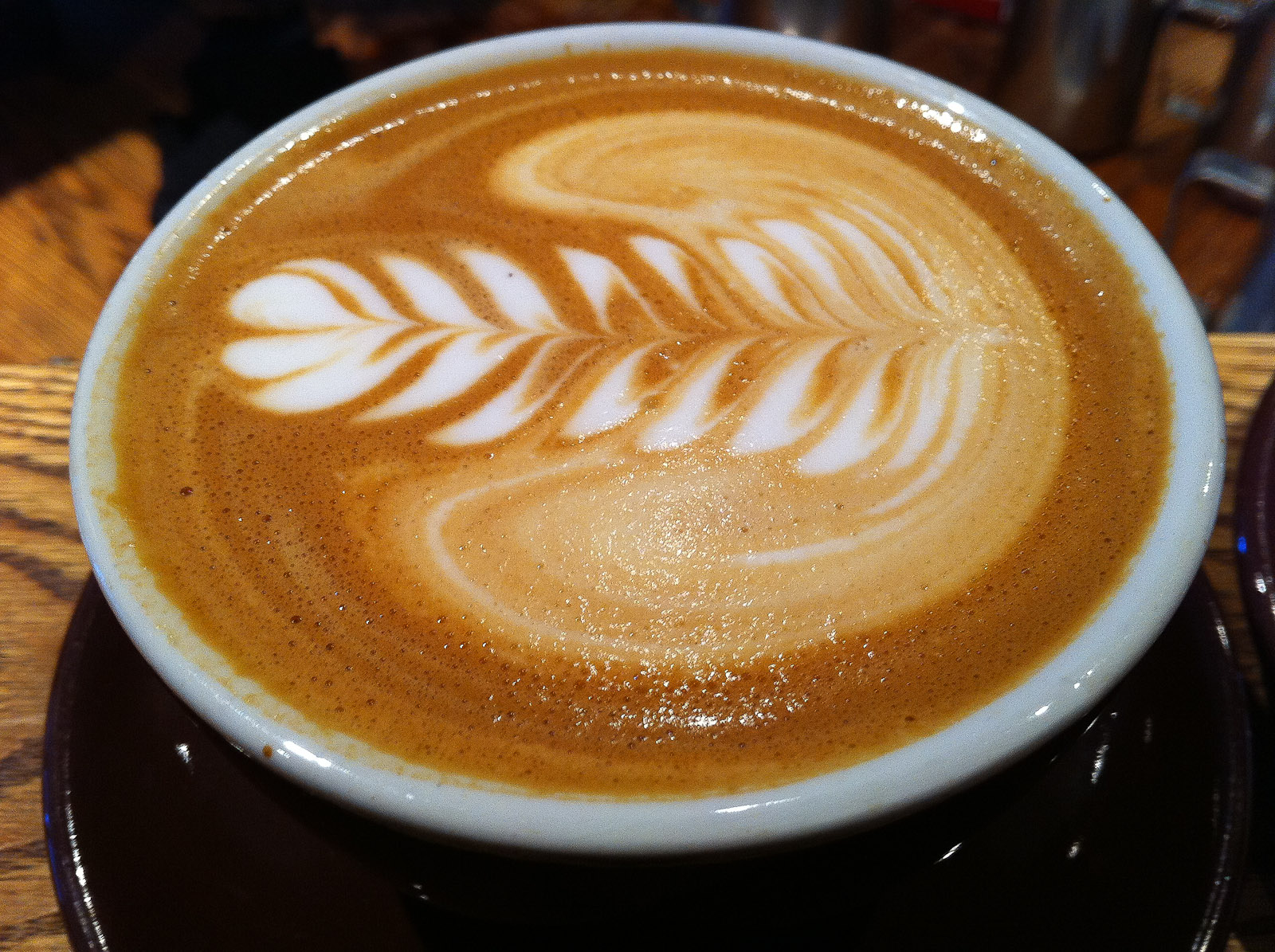 Cafe Myriade - Another Latte