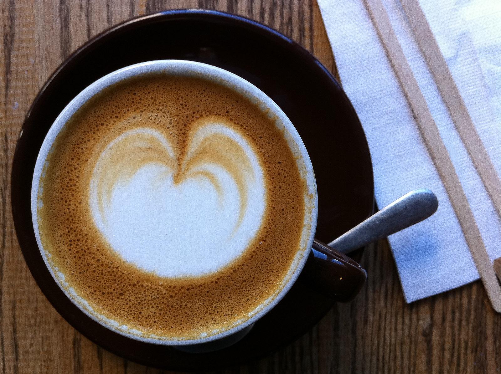 Cafe Myriade - Latte