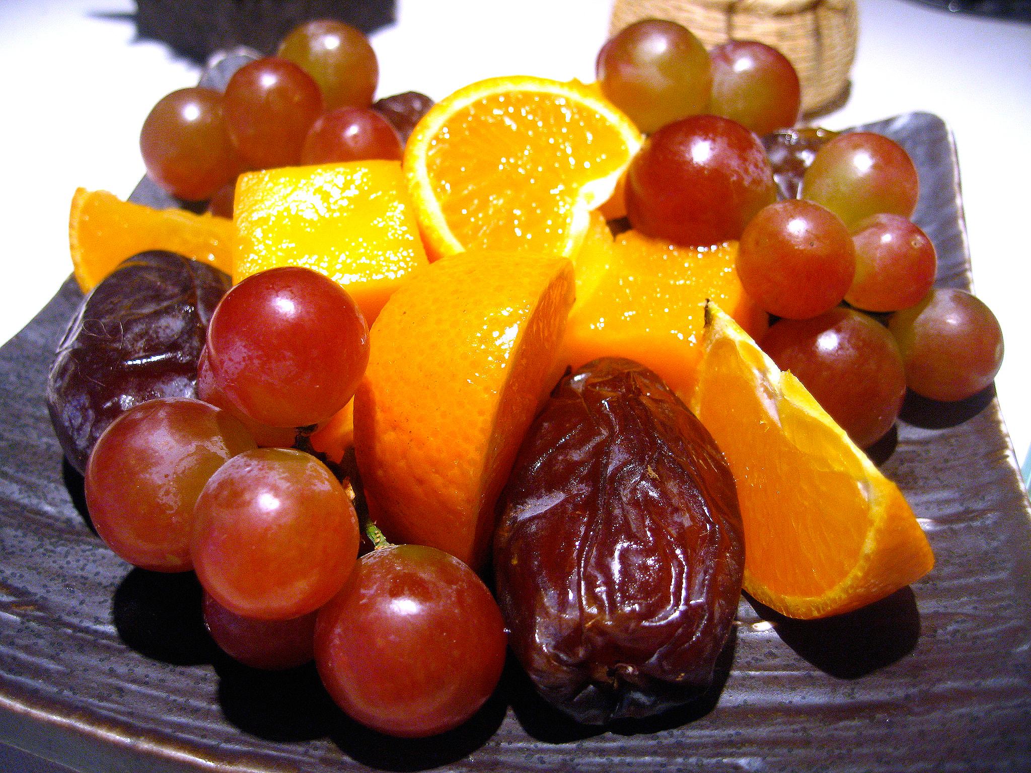 L'Astrance - Fruit for Dessert