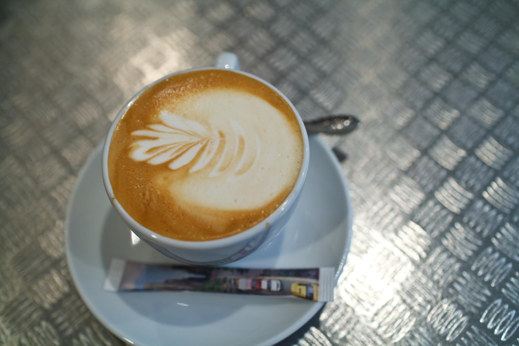 Gocce di Caffè - Cappuccino with No Cocoa Powder