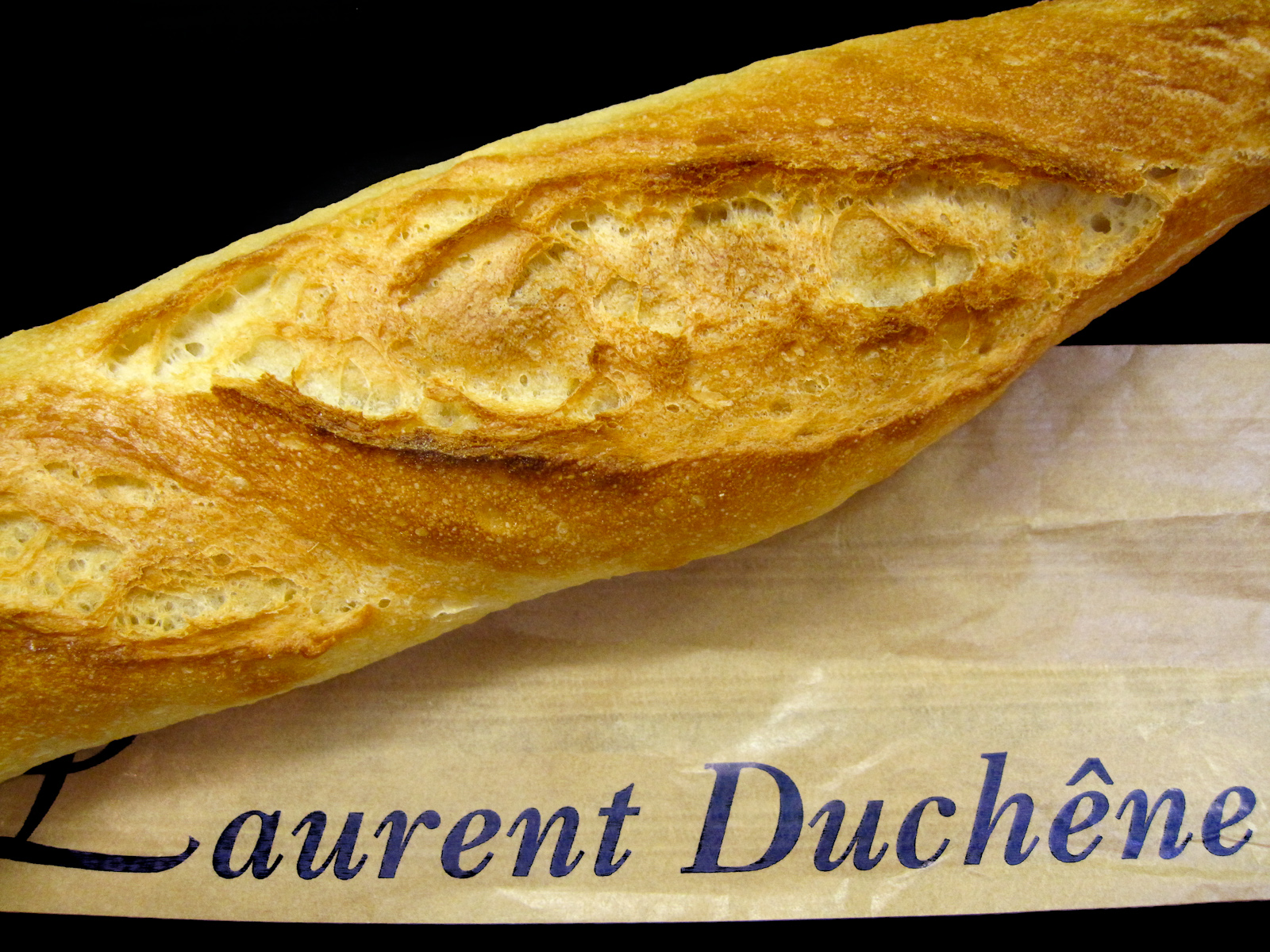 Laurent Duch�ne - Baguette Exterior