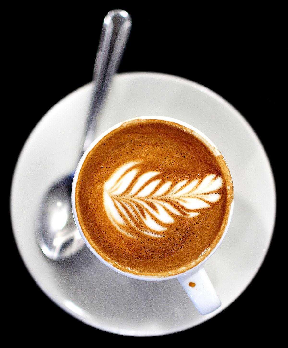 Ninth Street Espresso - Triple Macchiato Close Up
