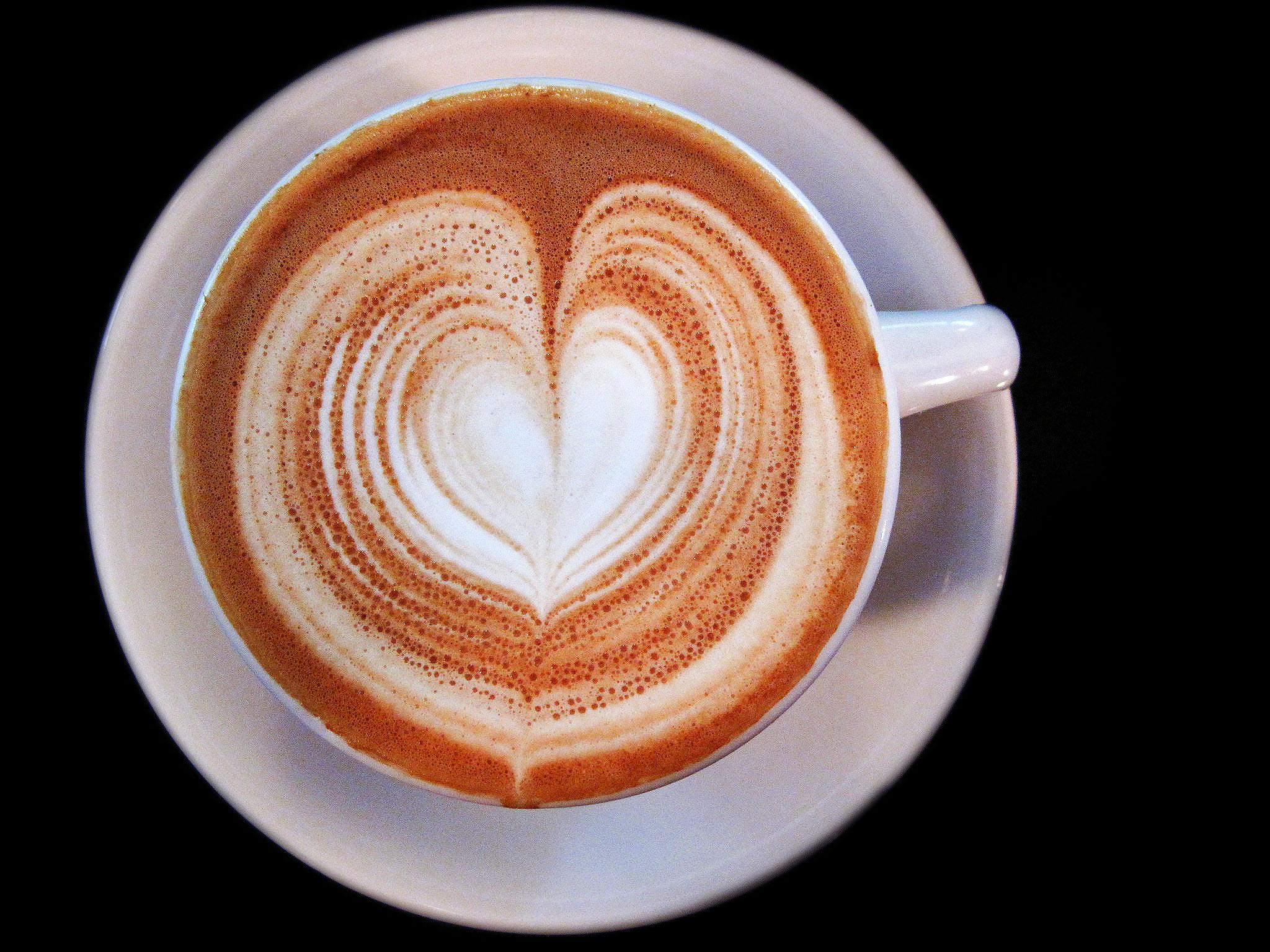 Ninth Street Espresso - Cappuccino 2