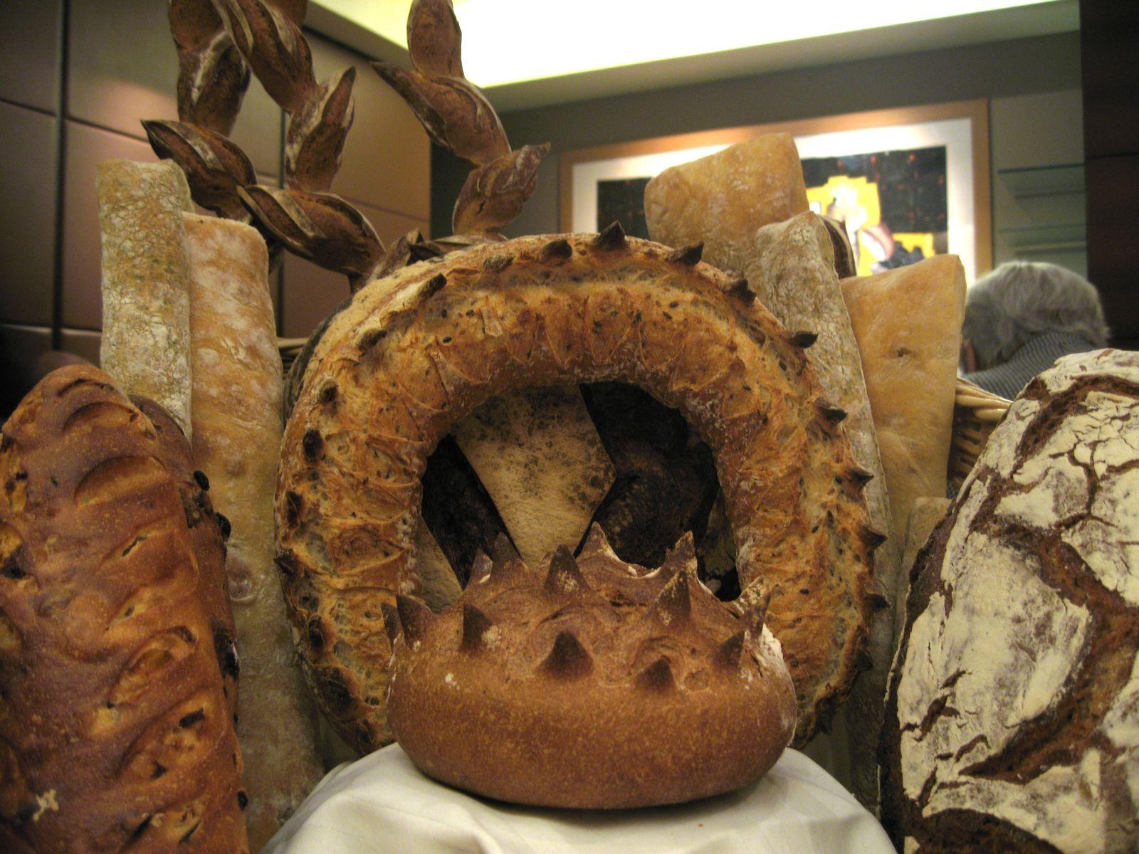 The Bread Trolly