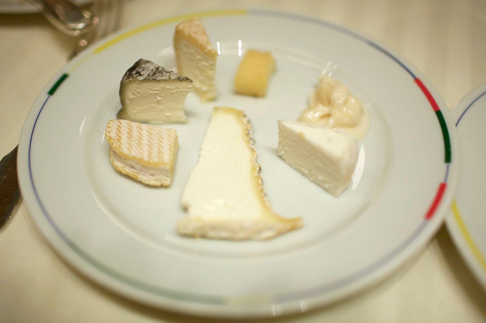 Fromage affinés - Les fromages de la chèvre