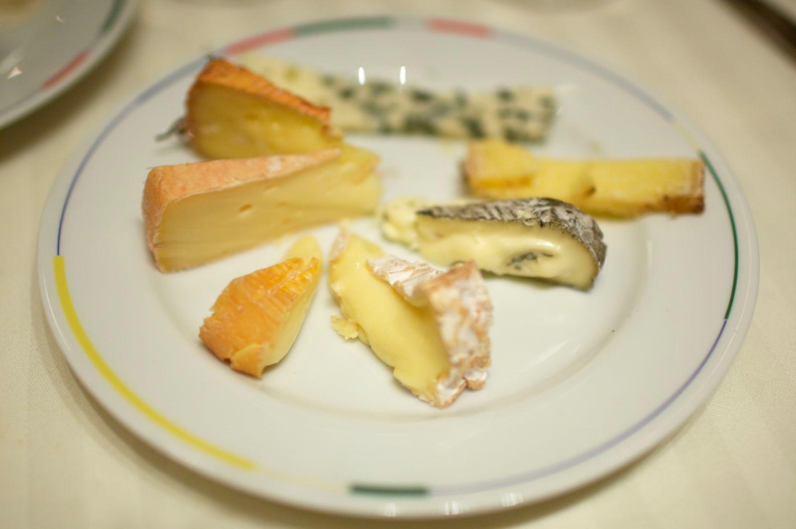 Fromages affinées - Les fromages de la vache