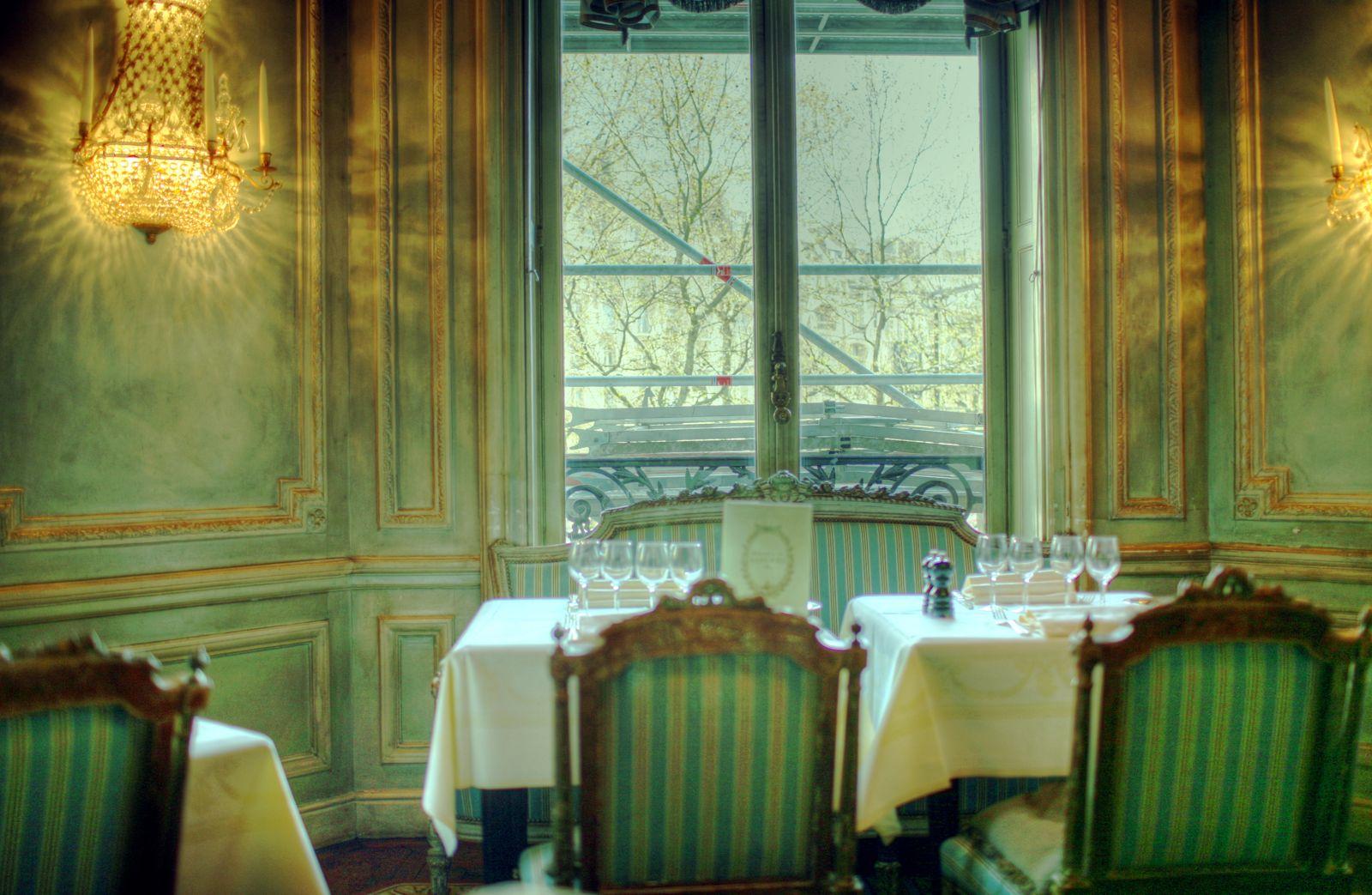 Upstairs Tea Room