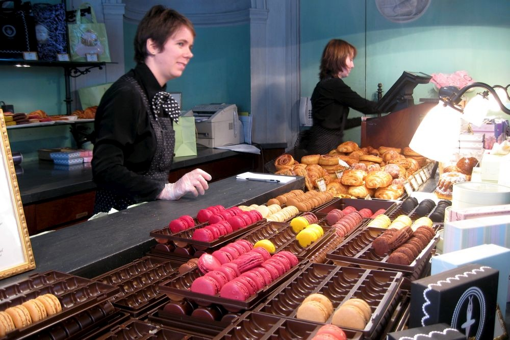 Selection of Macarons