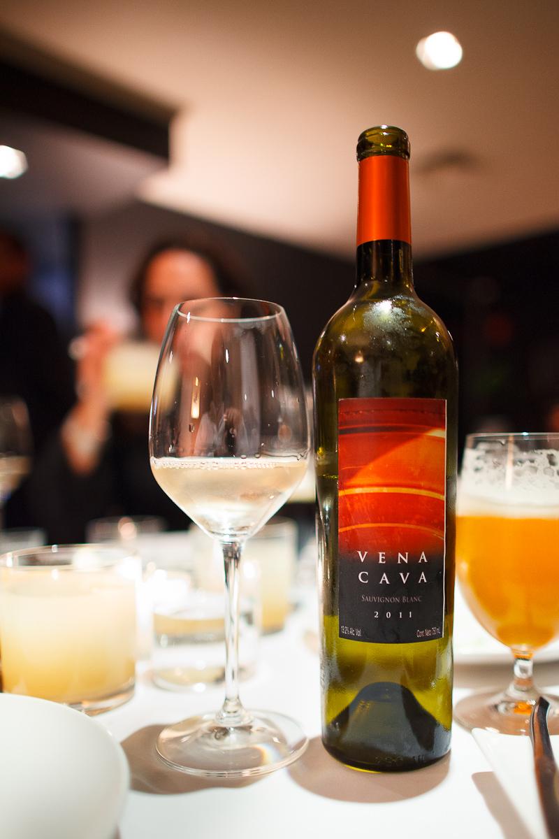 Vena Cava Sauvignon Blanc 2011