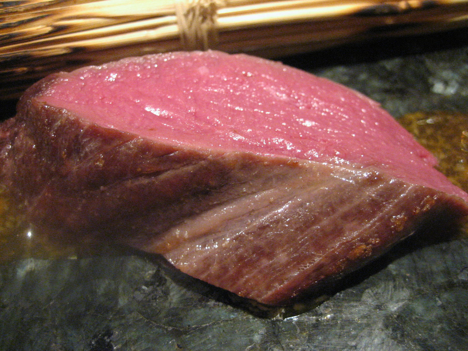 RyuGin - Chef's specialty winter edition, grilled meat of the day