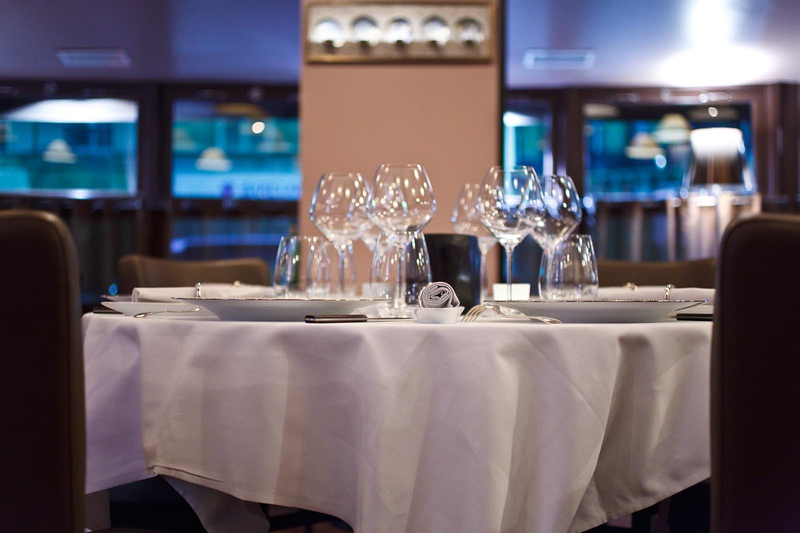 L'Agapé - La Table