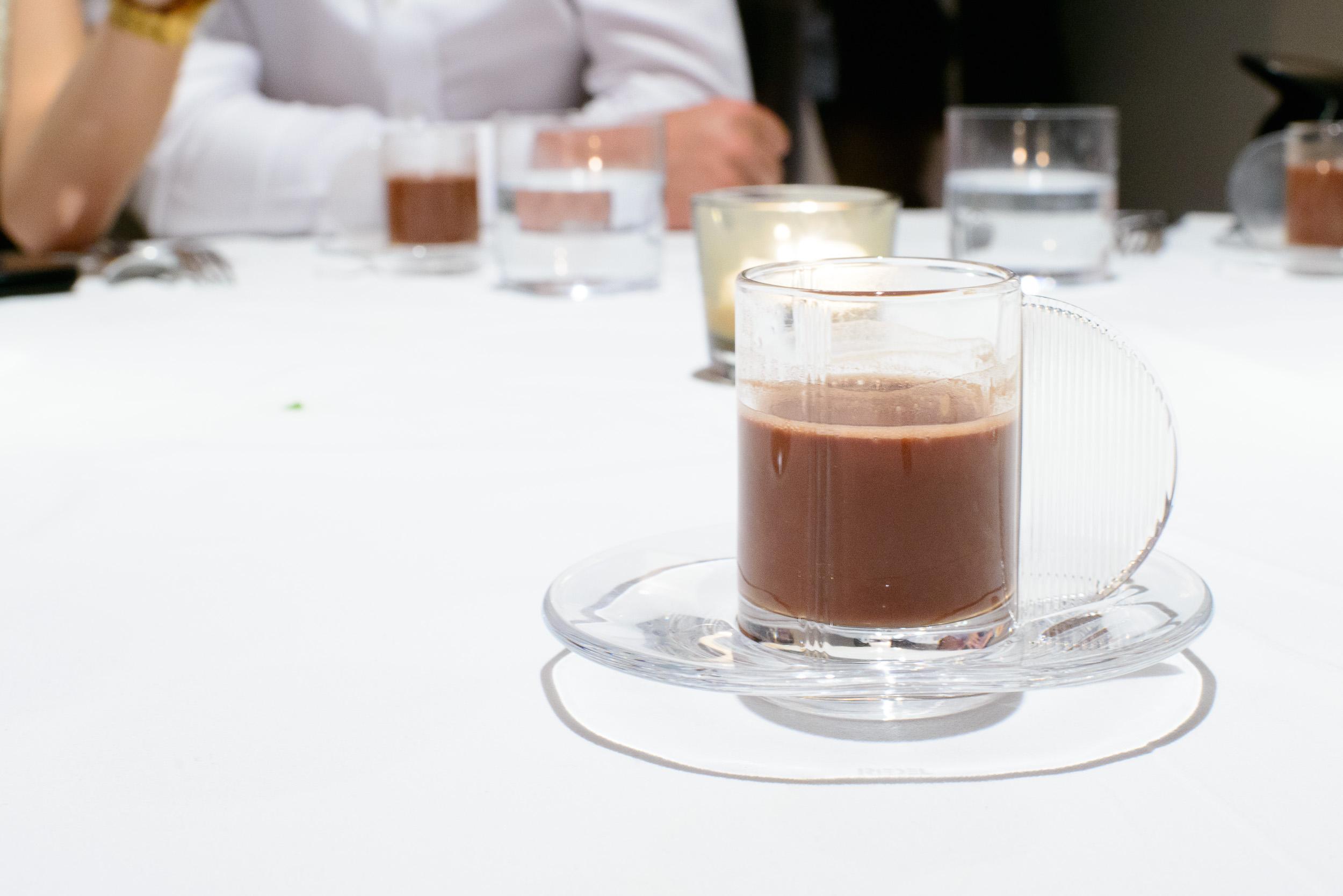 10th Course: Chocolate de Oaxaca