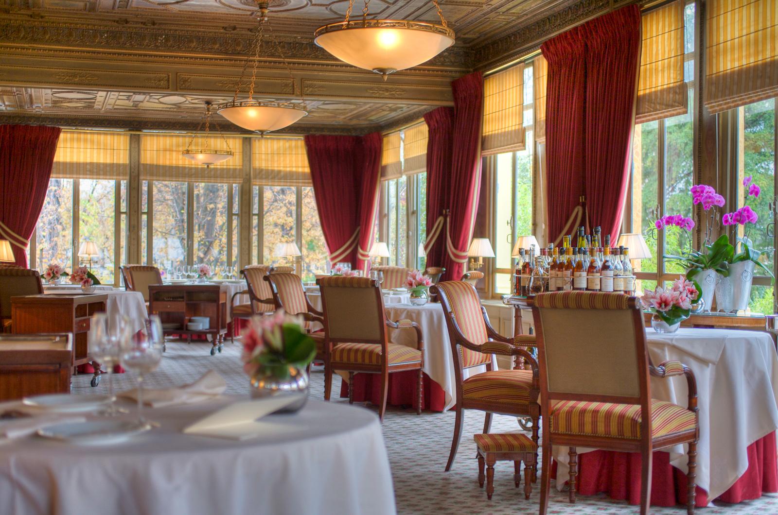 Ledoyen - Dining Room