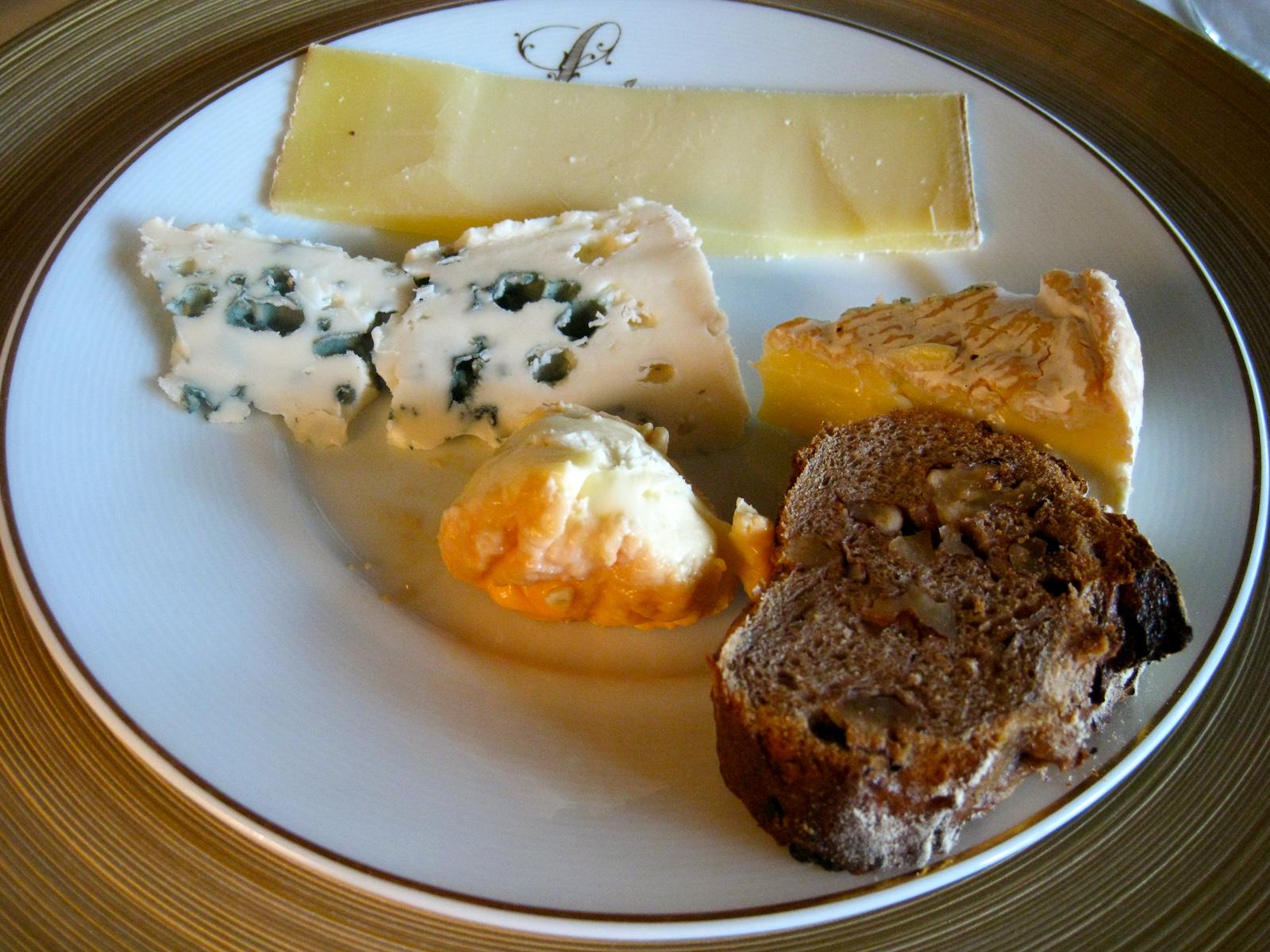 Ledoyen - Fromages frais et affin�s par notre Ma�tre fromager