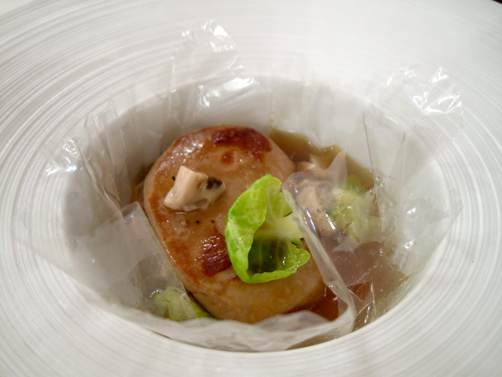Le Bristol - Foie gras de canard