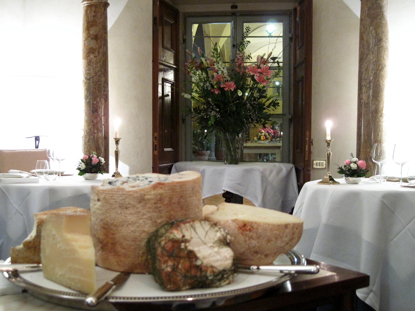 Il Canto - Degustazione di formaggi