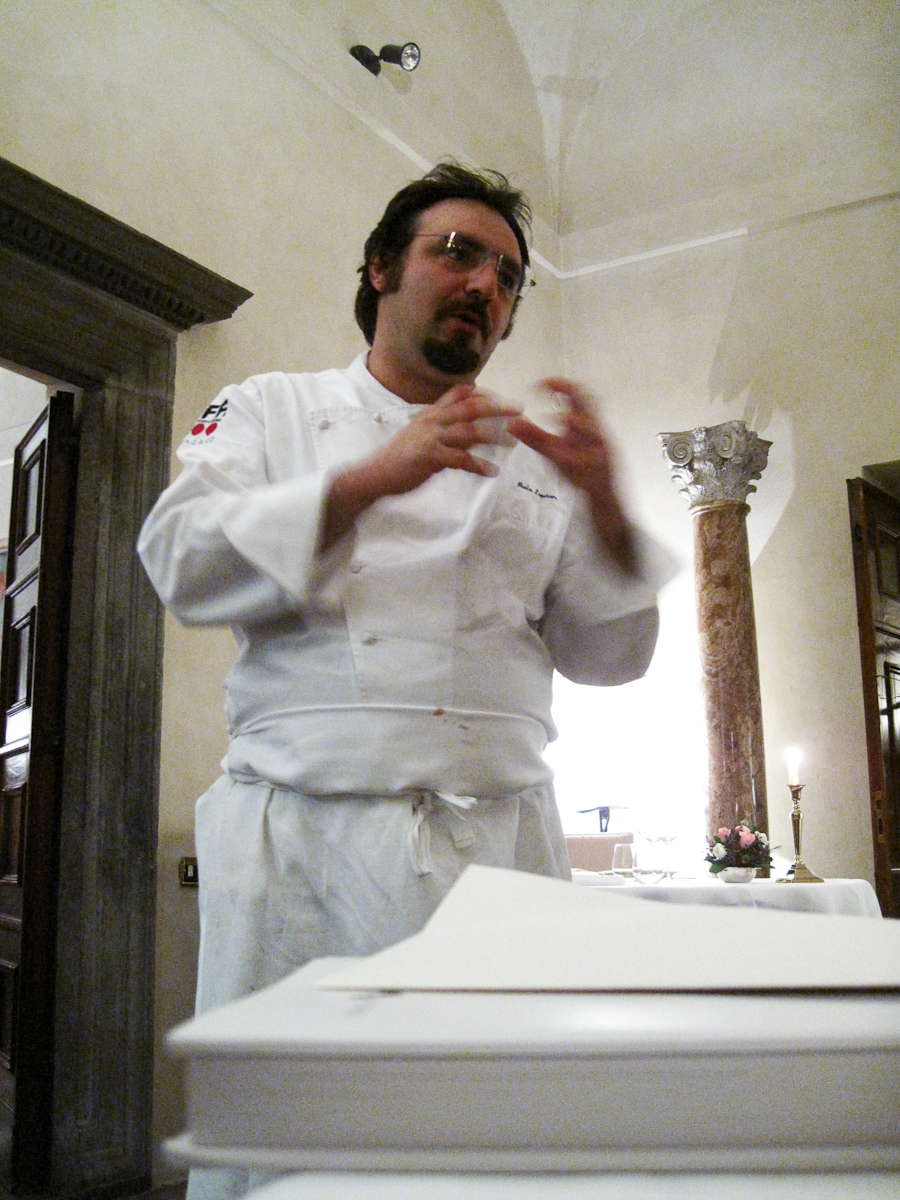 Il Canto - Chef Paolo Lo Priore