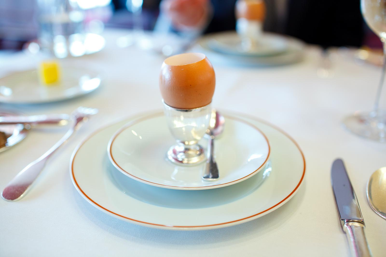 The Arpège Egg