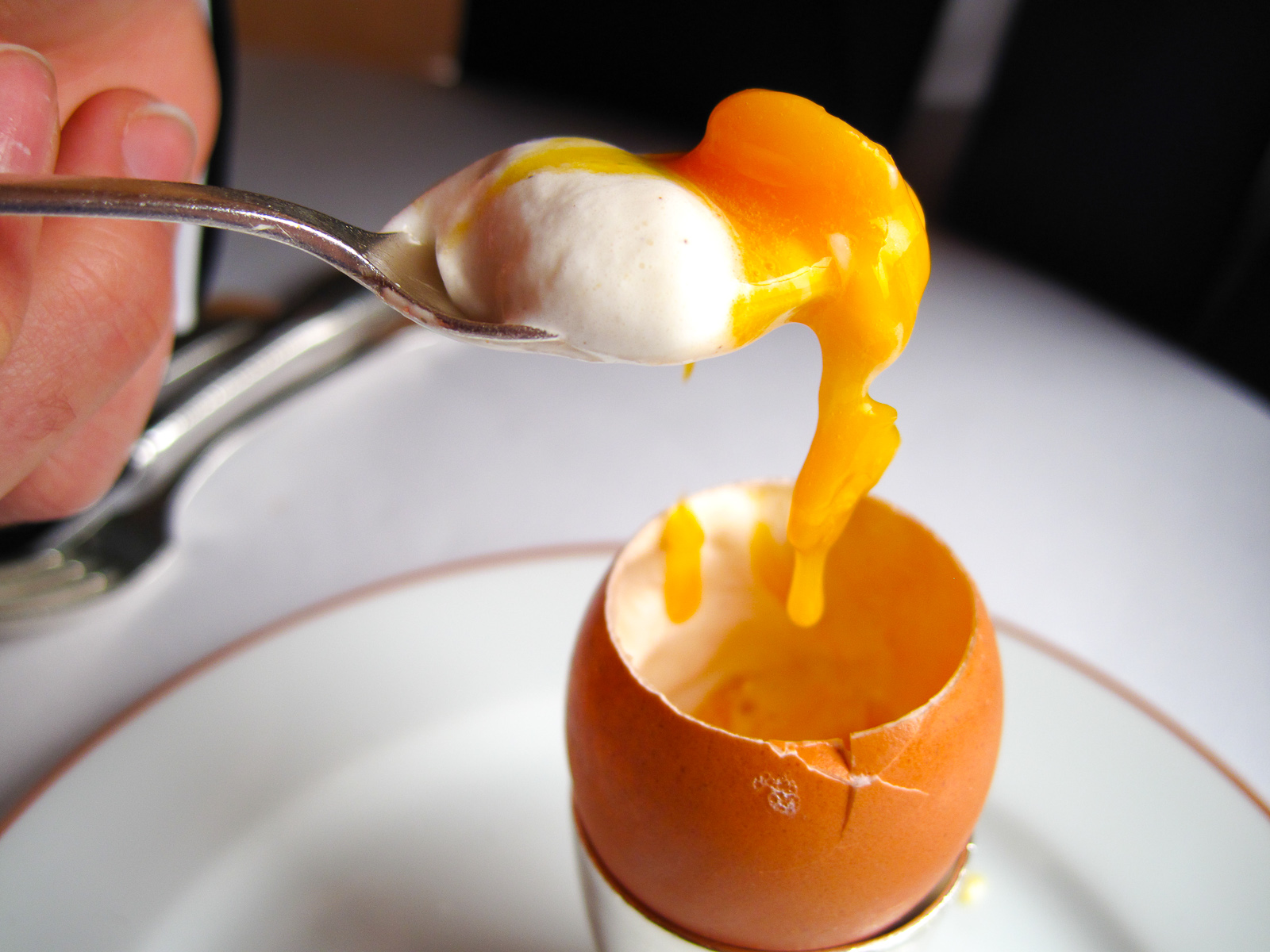 L'Arpege Egg