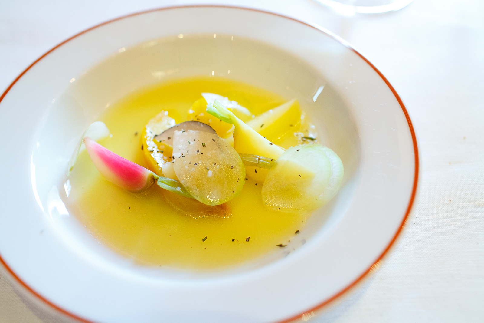 Squash and turnip