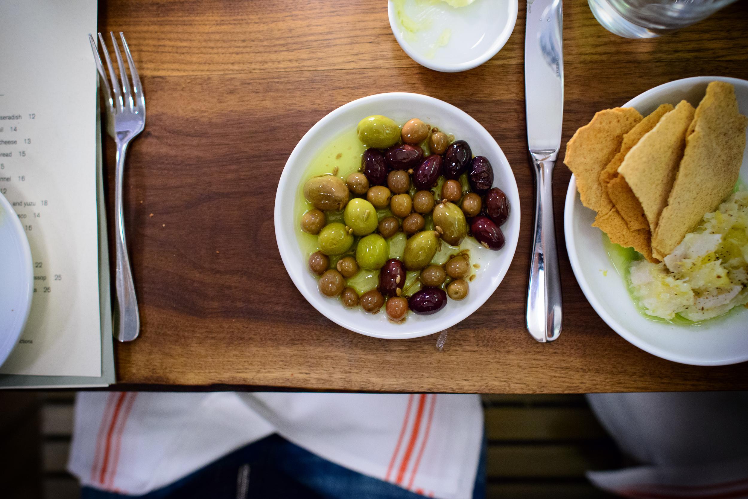 Olives ($6)
