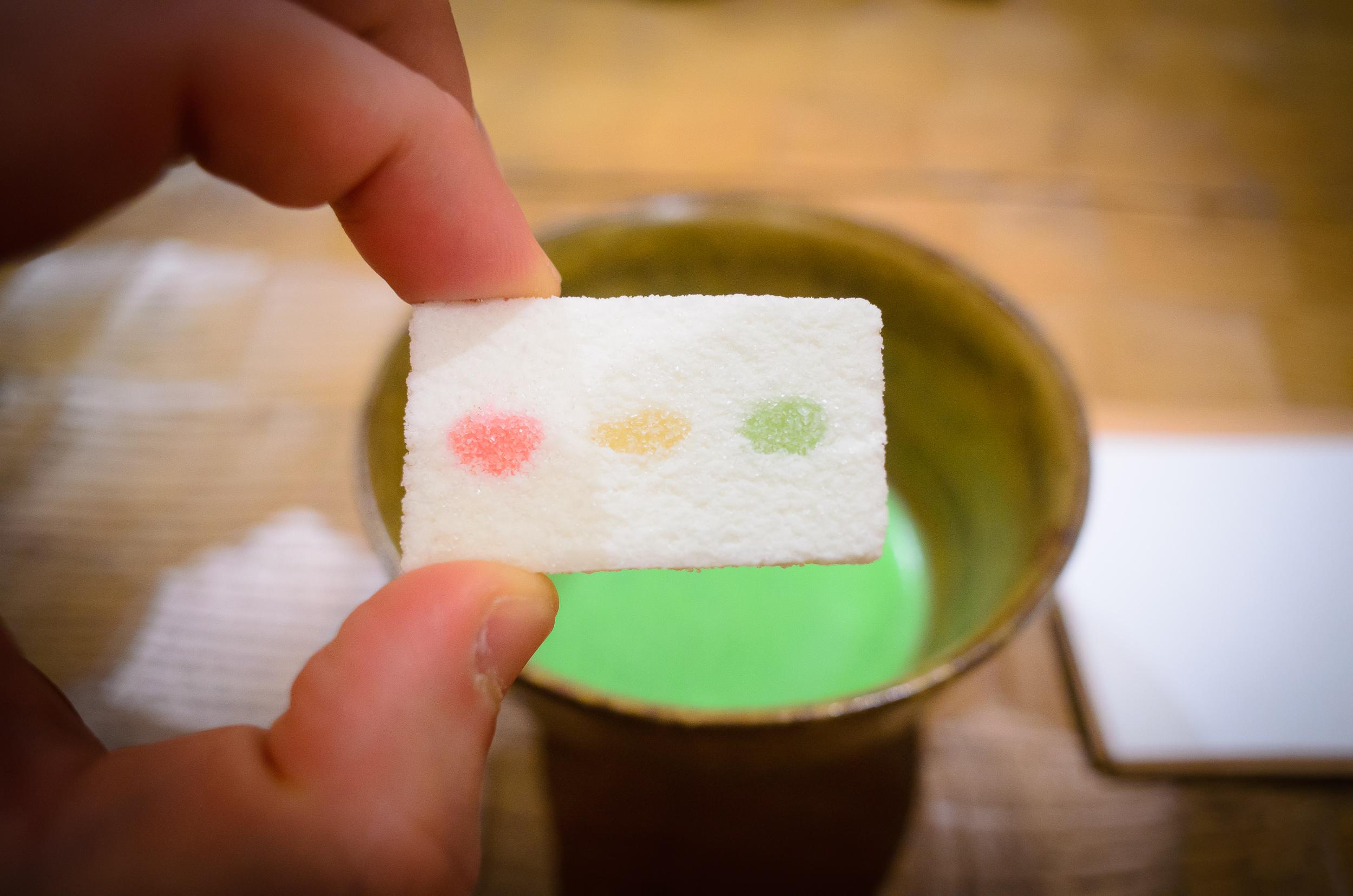 9th Course: Candies by Kyoto's kagizen-yoshifusa