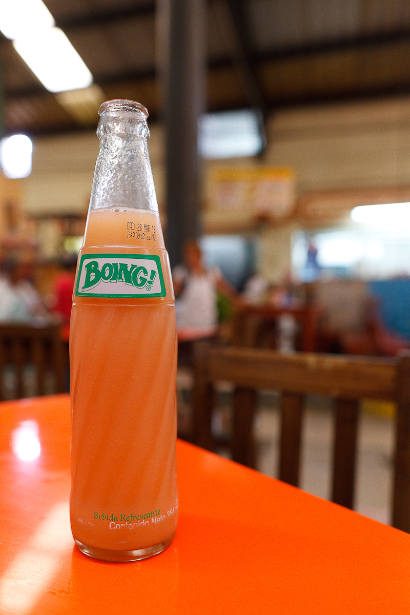 Boing cooperative: guava juice