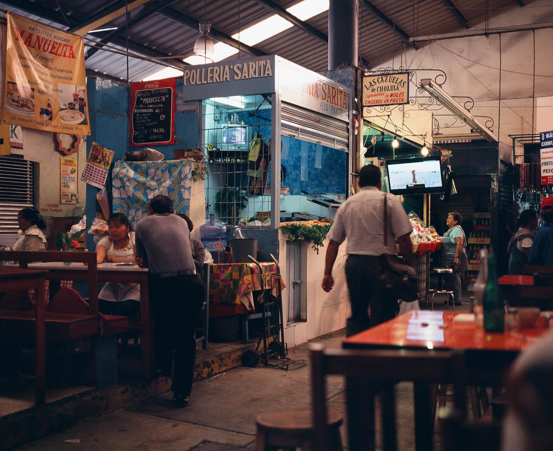 Las Cazuelas de Cholula