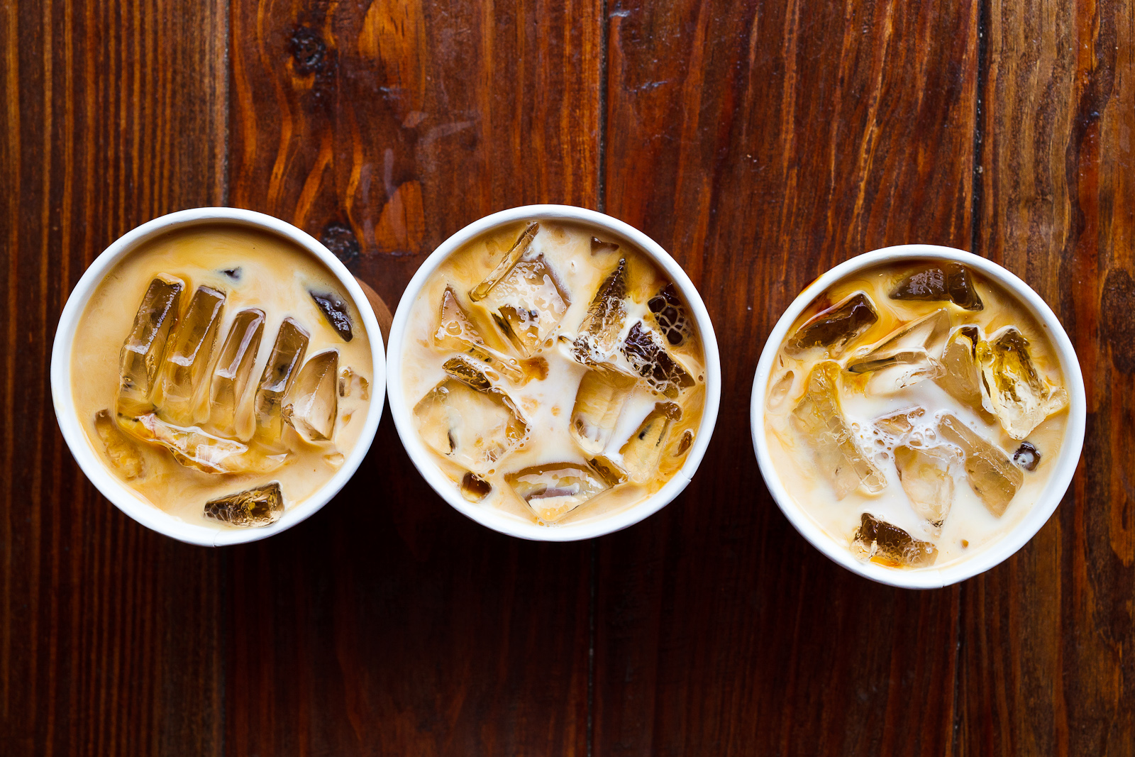 Triple New Orleans Iced Coffee ($4)