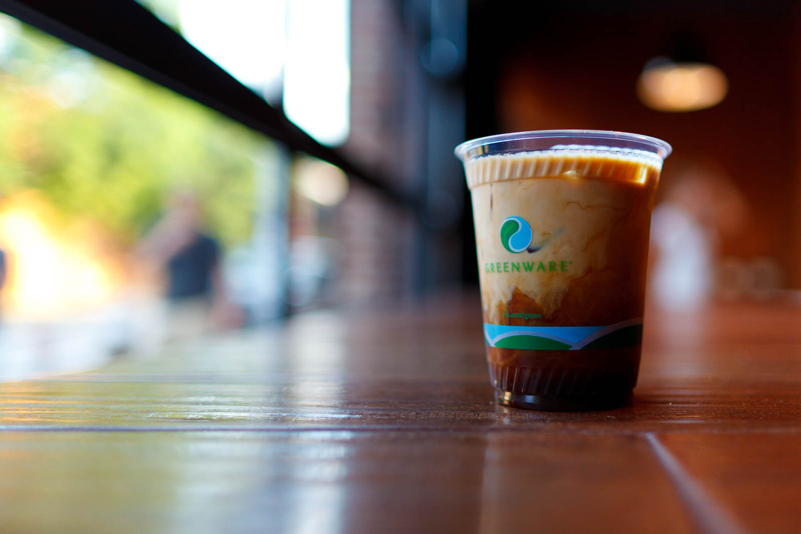 Decaf New Orleans Iced Coffee