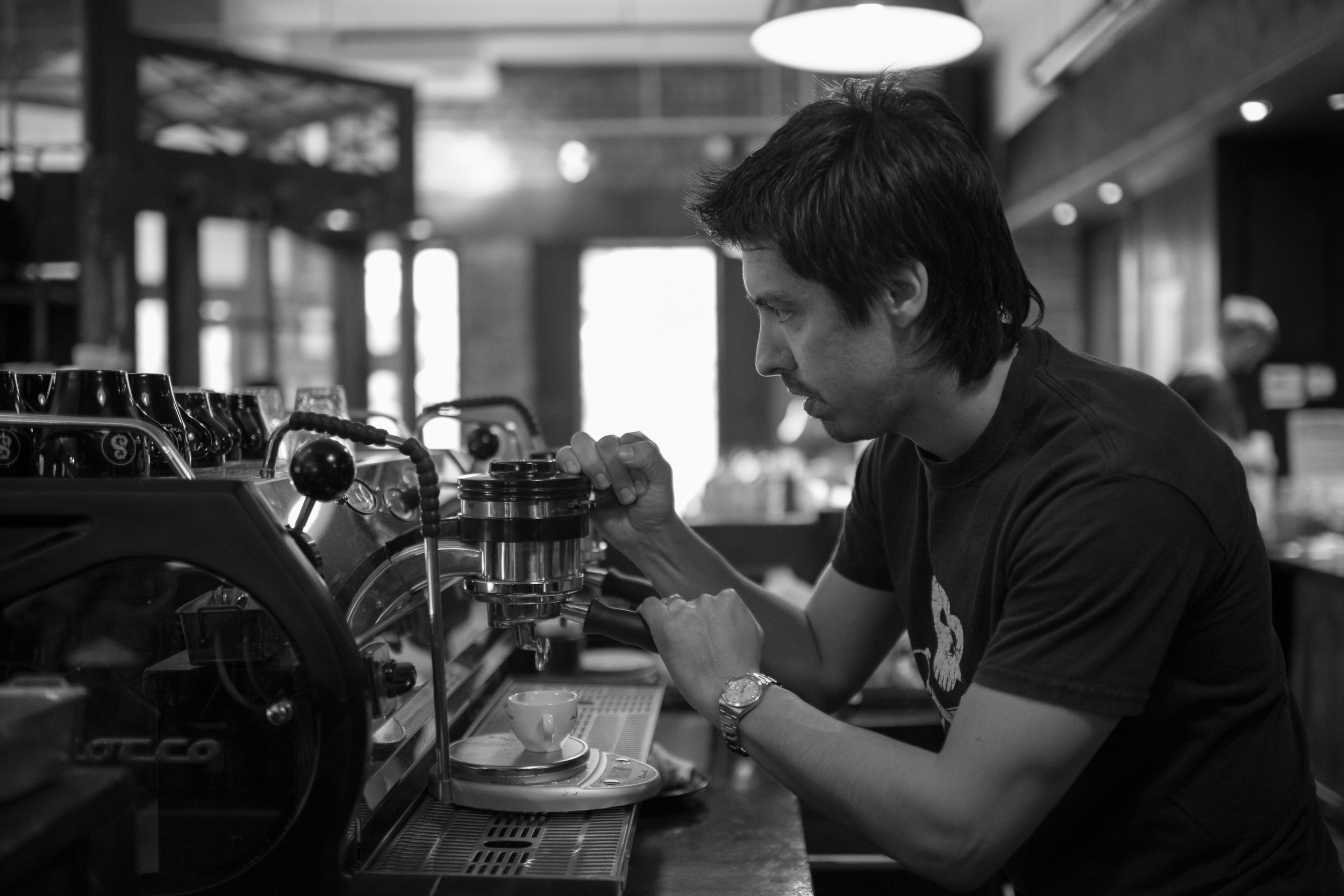 Co-owner Rich Nieto on the Strada EP