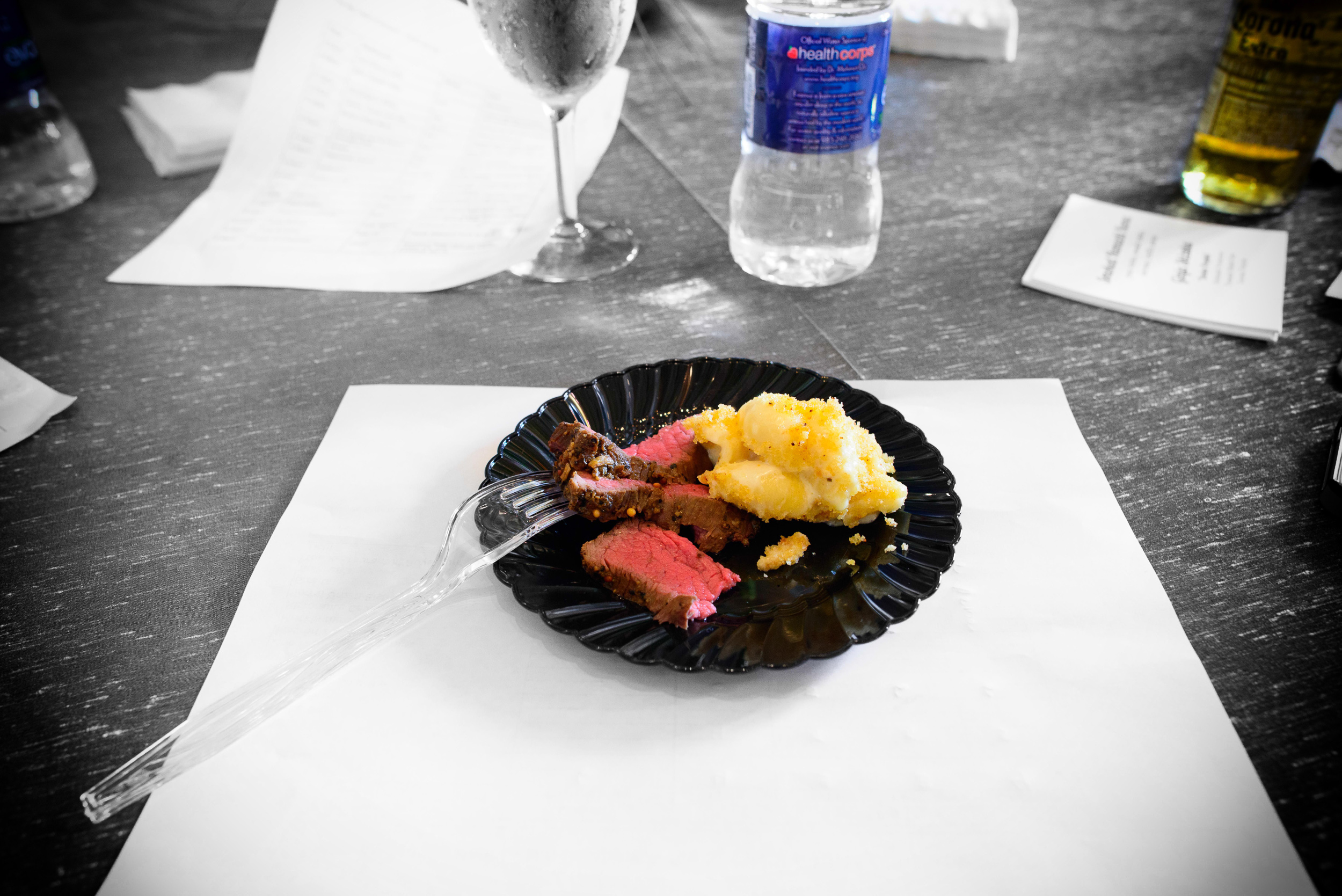 9th Contestant: Sullivan's - Porcini crusted tenderloin, truffle