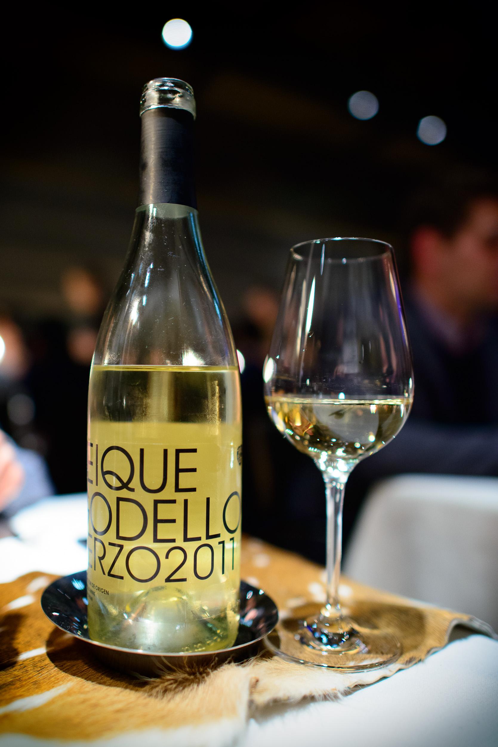 Peique Godello, Bierzo, 2011