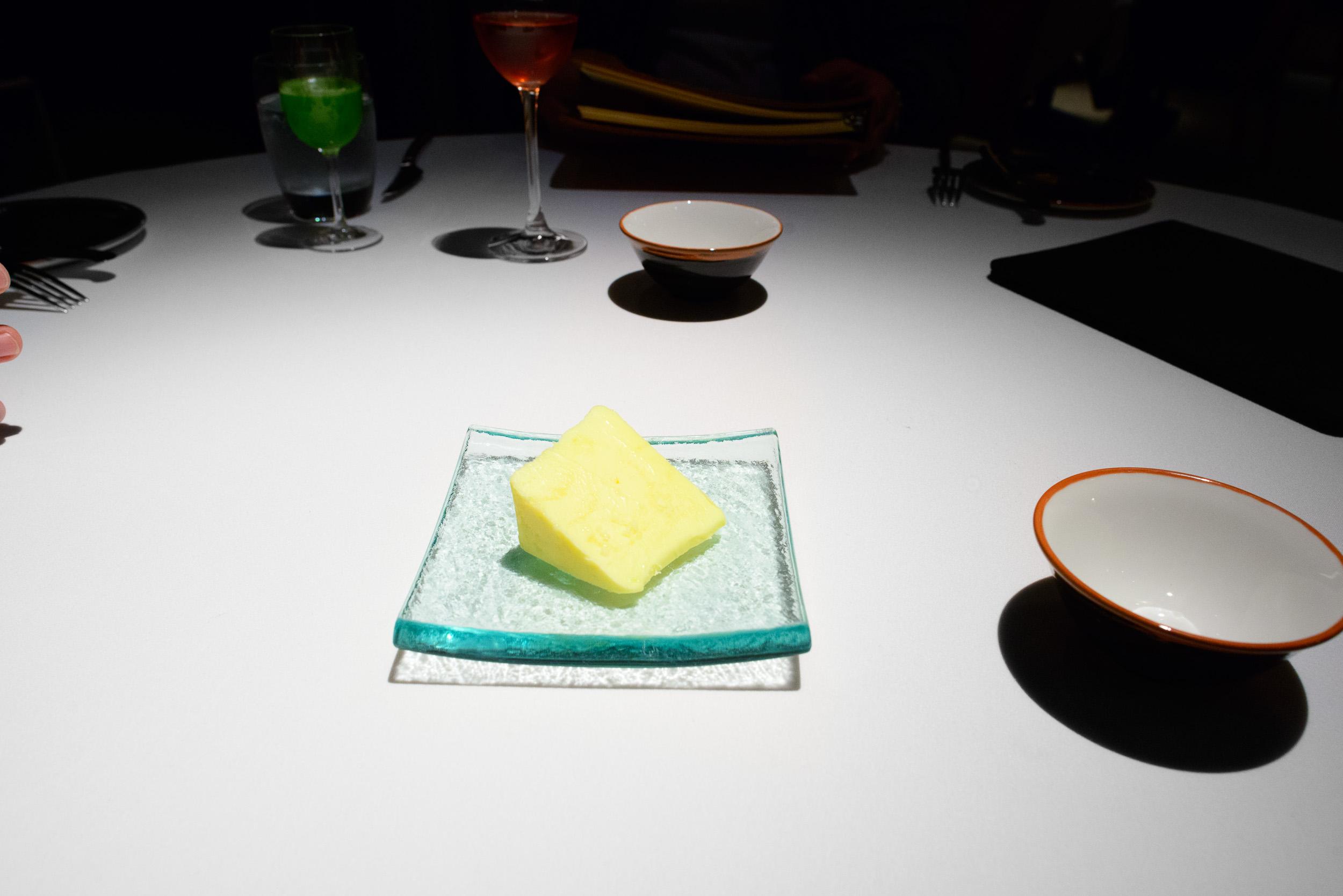 House-made butter