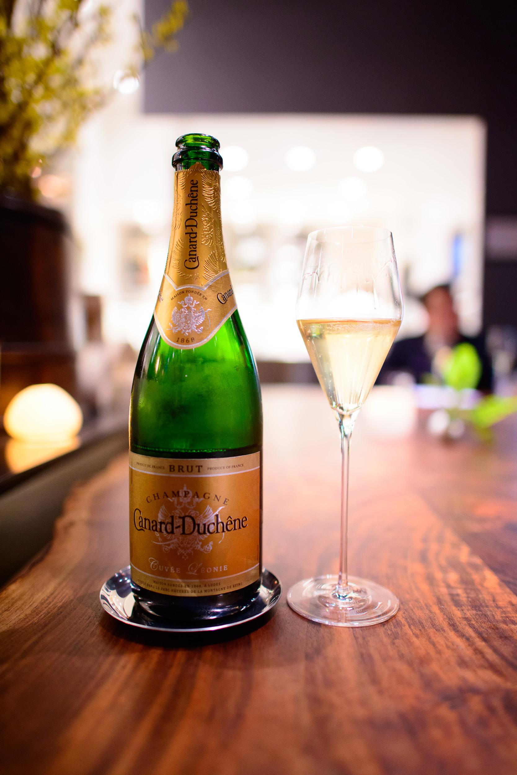 Champagne Canard-Duchêne, Cuvée Léonie