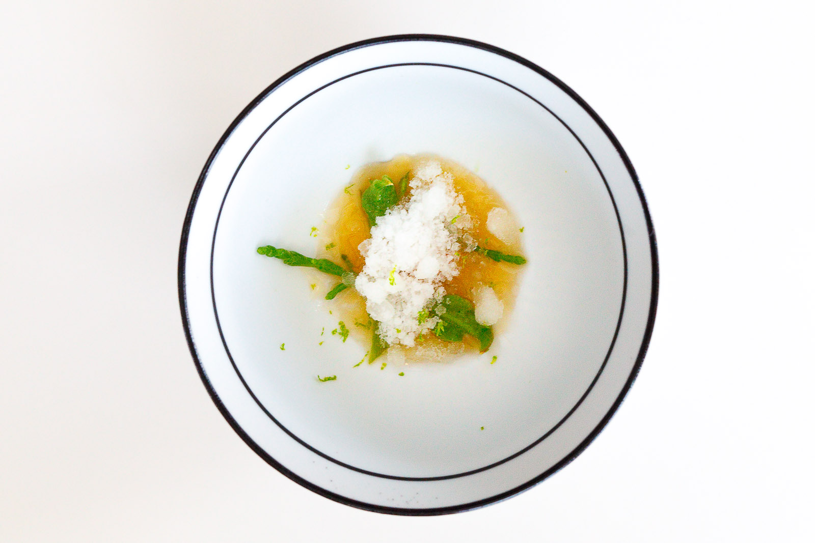 3rd Course: Dew